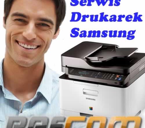 Serwis Drukarek Samsung Rafcom